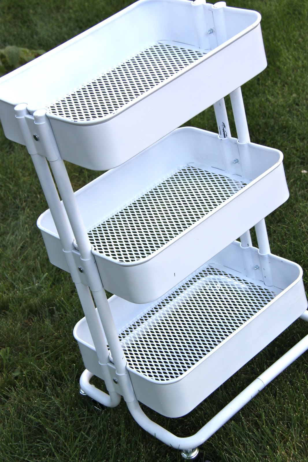 Ikea Teal Cart. Ikea Raskog Crochet Cart Repeat Crafter Me ...