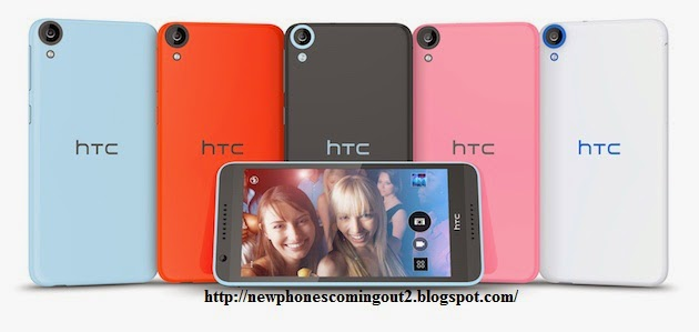 HTC Desire 820 color