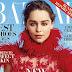 Emilia Clarke - Harper's Bazaar - Haziran 2015 Sayısı Pozları