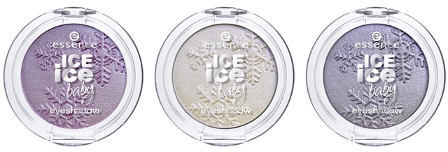 Essence Ice Ice Baby Trend Edition Eyeshadow