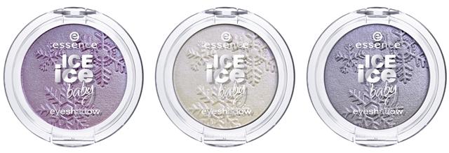 Essence Ice Ice Baby Trend Edition Eyeshadow