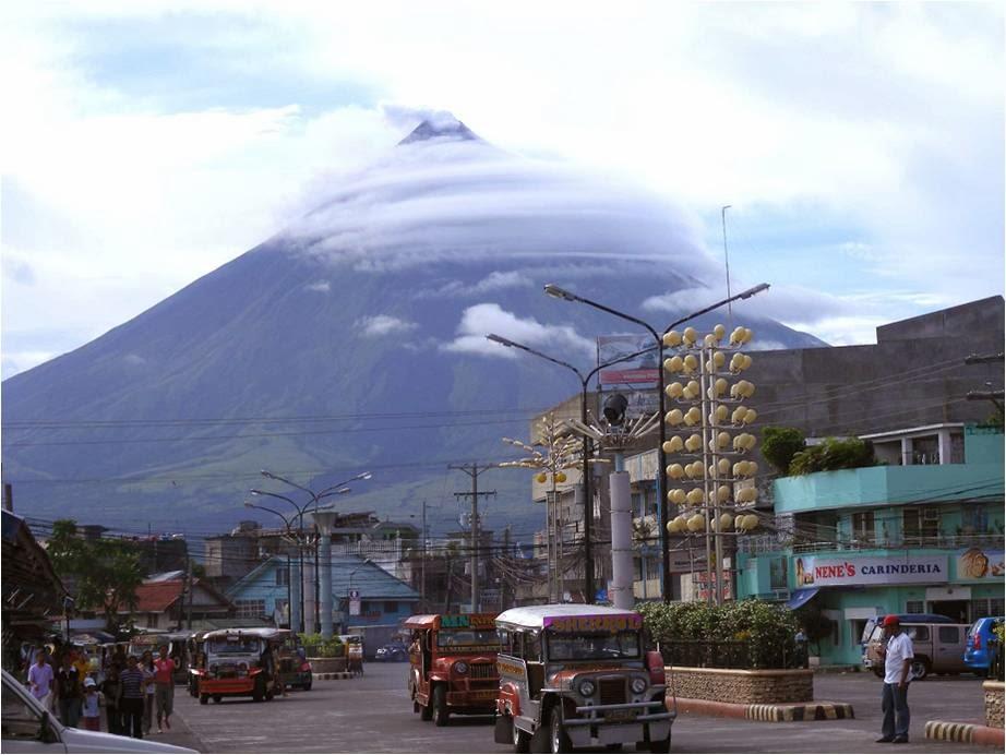 Legazpi, Filipina
