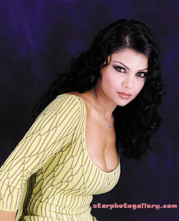 Haifa Wehbe without make up