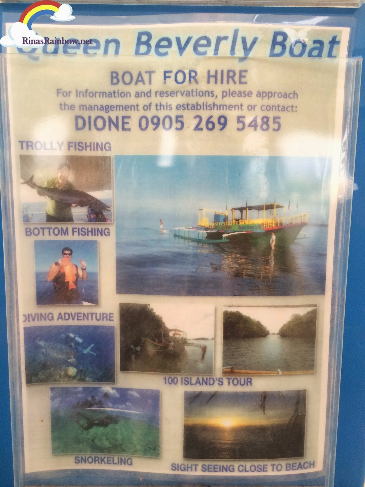thunderbird boat for hire rates