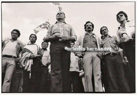 José Vicente Rangel. Campaña Electoral