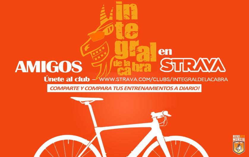 Amigos de la Integral en STRAVA