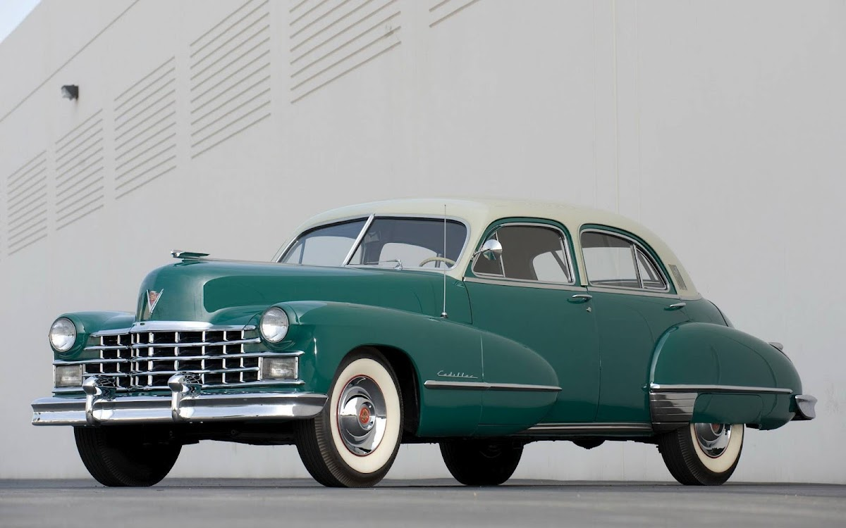 Classic Car Widescreen HD Wallpaper 20