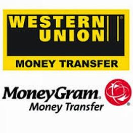 WESTERN UNIUN & MONEYGRAM