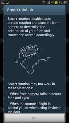 Smart Rotation