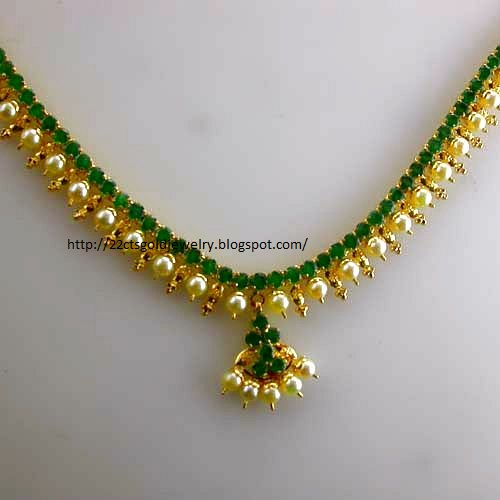 jewellery collection lightweight designs gold design gundla haram