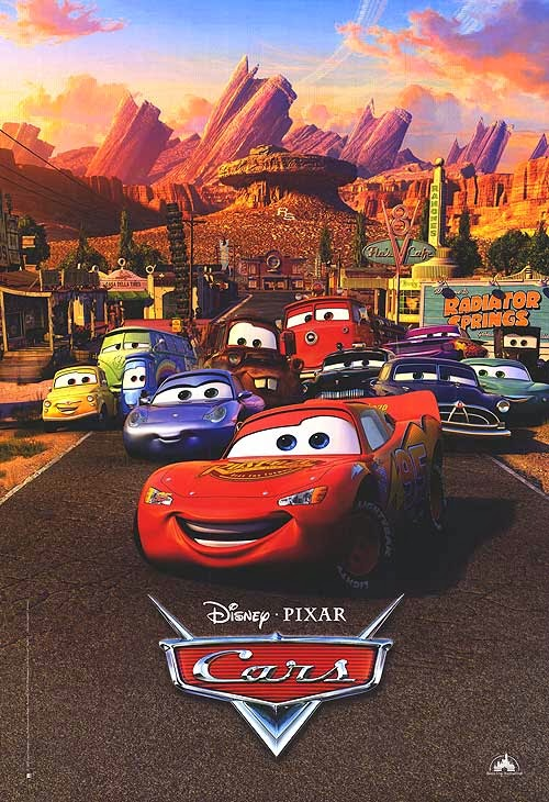 edge of the plank disney pixar 39 s 39 cars 39 film review. Black Bedroom Furniture Sets. Home Design Ideas