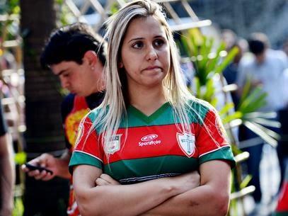 Portuguesa é rebaixada para a Série C do Brasileirão