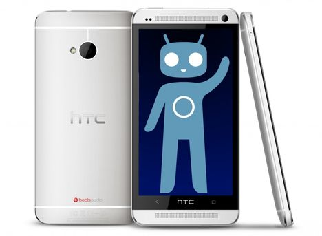 HTC, Android Smartphone, Smartphone, HTC Smartphone, HTC One, CyanogenMod, CyanogenMod 10.1, Android, Android 4.2.2
