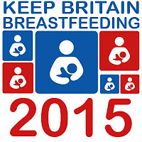 Keep Britain Breastfeeding Logo