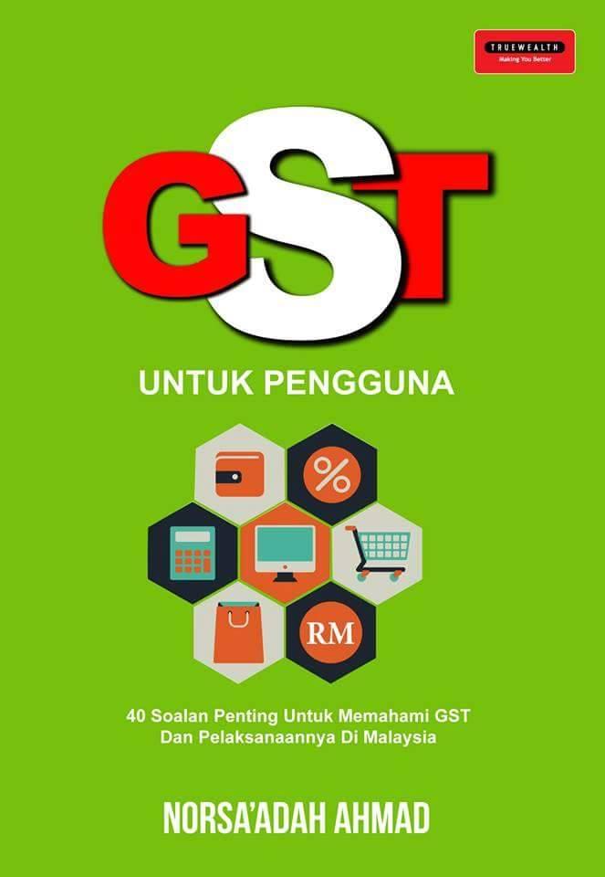 Buku GST Pengguna