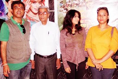 मनोज श्रीपति केर दूगोट मैथिली फ़िल्मक मुहूर्त संपन्न