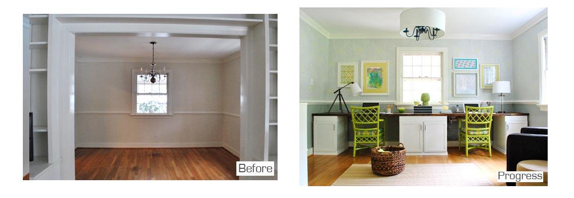 La ristrutturazione di una casa americana  Blog Arredamento - Interior Design