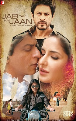 Tình Yêu Đích Thực - Jab Tak Hai Jaan (2012) Poster