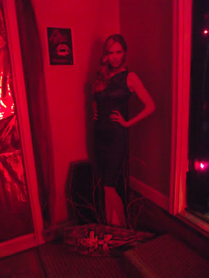 True Blood Premiere Party Fangtasia Decorations @ Northmans Party Vamps