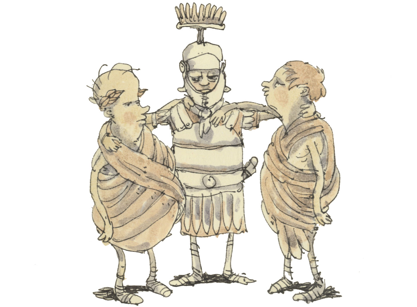 the first triumvirate Free essay: the first triumvirate the first triumvirate was and alliance between three prominent politicians, crassus, pompey and julius caesar the roman.