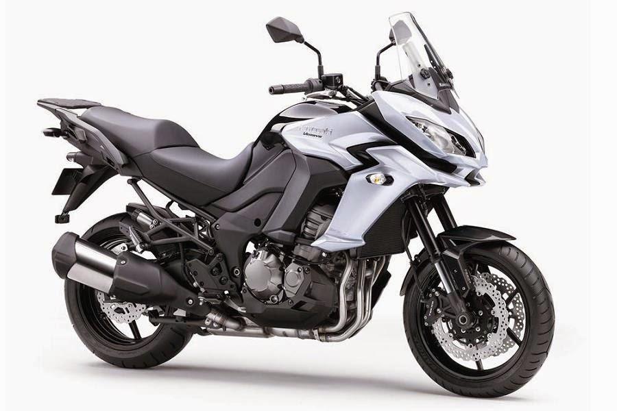 Kawasaki Versys 1000 (2015) Front Side