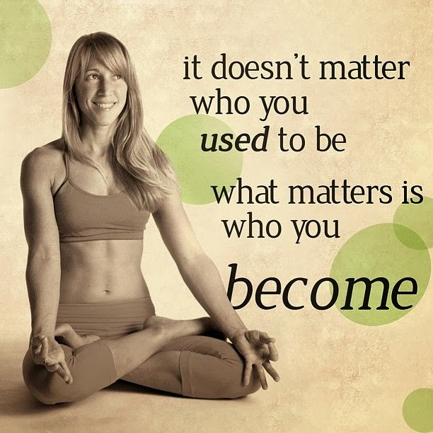 Yoga, Namaste, Will you practice today?