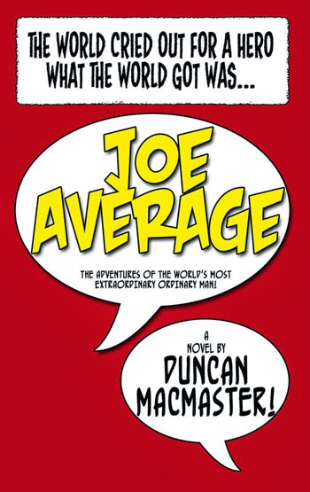 JOE AVERAGE FOR KINDLE