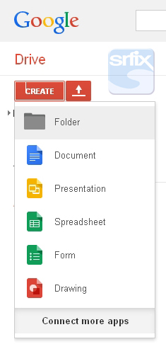 how to upload a folder to google drive