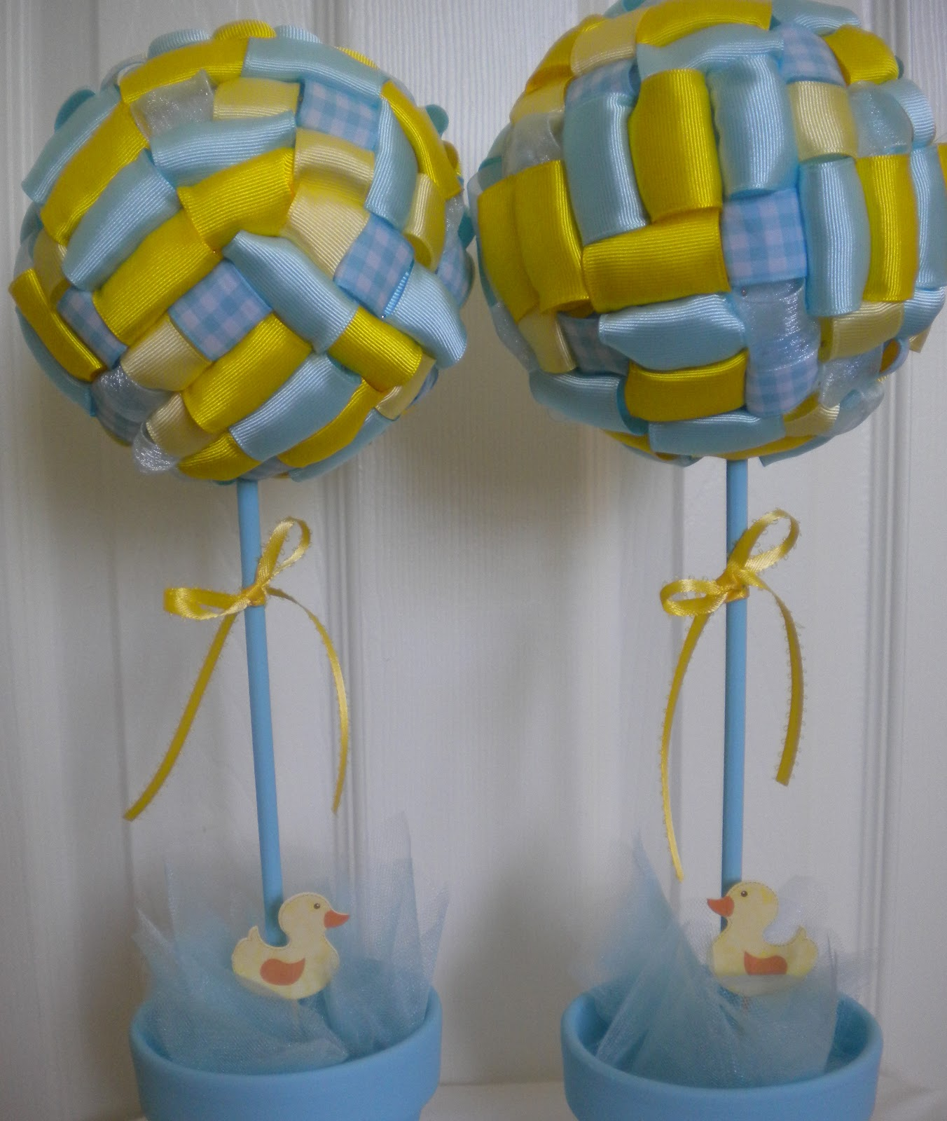 Great Duck Theme For Baby Shower