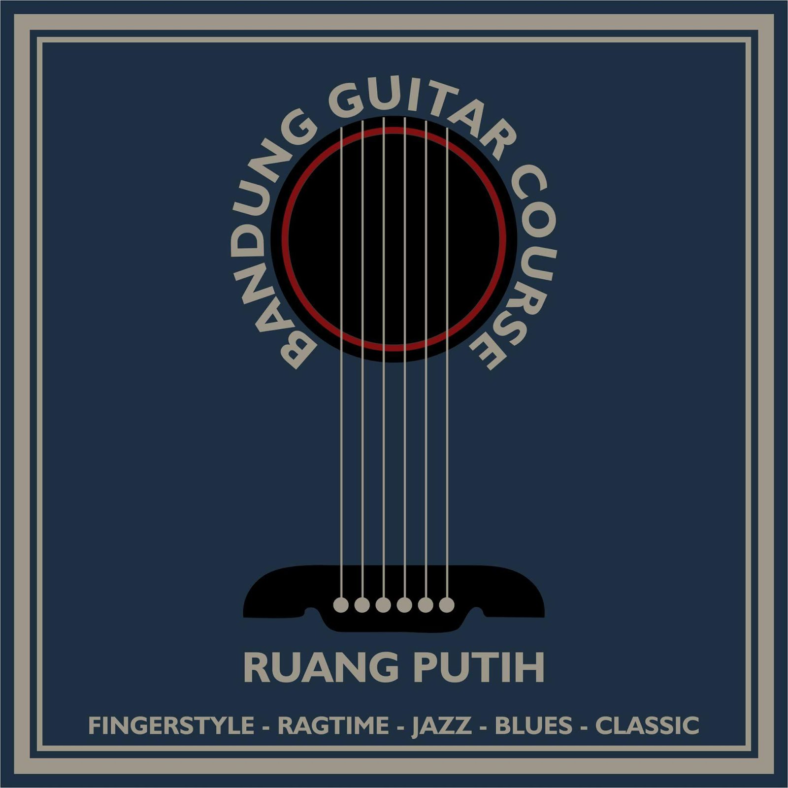 Kursus Gitar Bandung