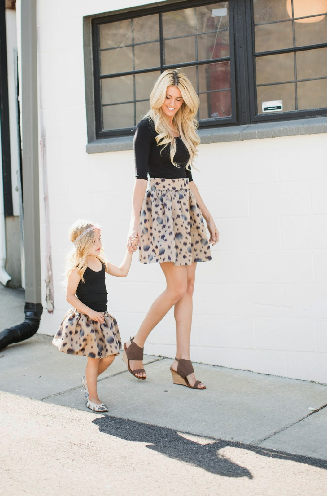 Fashion for young moms