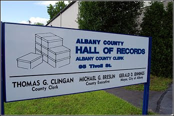 Search - Albany County