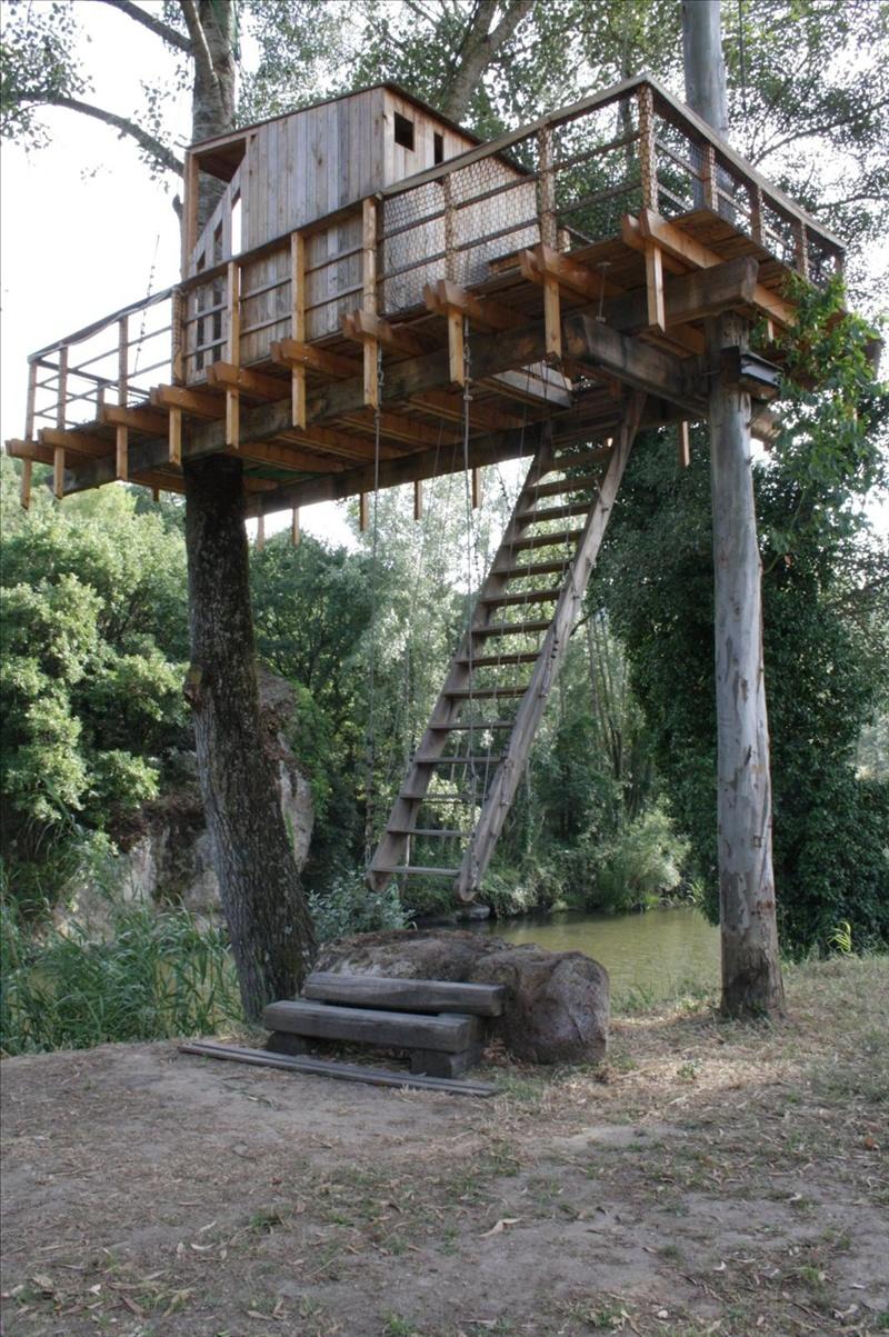 La casa sull 39 albero idea arredo - La casa sull albero mobili ...