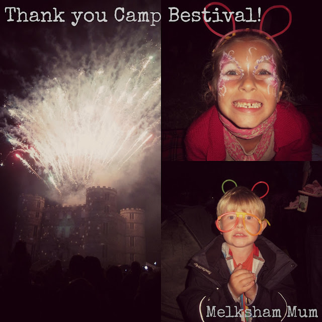 Thank you Camp Bestival 2013!