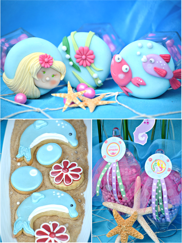 Gallery For gt Dolphin Birthday Party Ideas