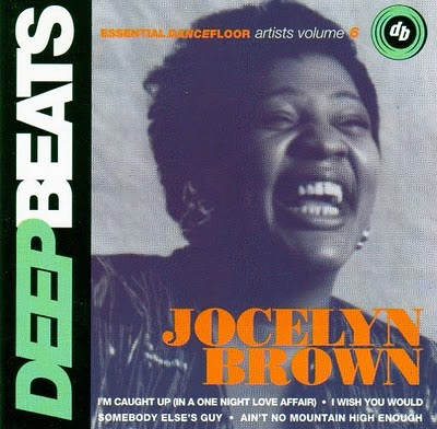 Jocelyn Brown - (1995) Essential Dancefloor Artists Volume 6