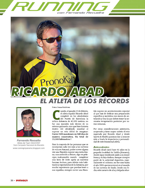 Record Maratones