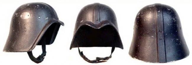 Как сделать шлем дарт вейдера своими руками