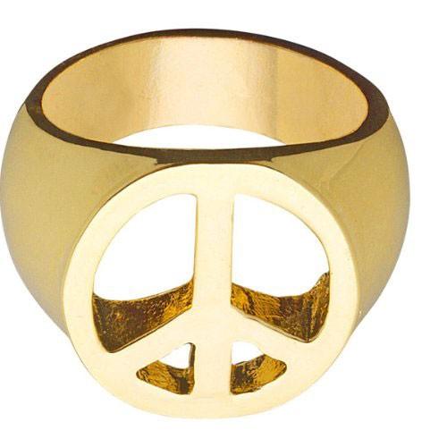 Peace Ring von kostüme.com