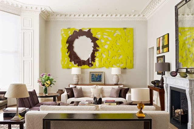 Home Design Ideas and Inspiration with Colorfull for Your Living Room