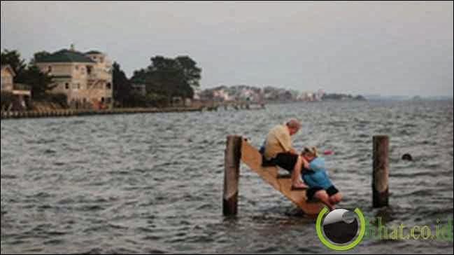 Korban Badai Irene