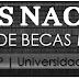 """Listado nacional de seguimiento de becas Nº5 - """"Retrasos y aun sin las primeras resoluciones""""."""