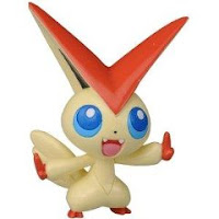 Pokemon Figure TomyMC Victini