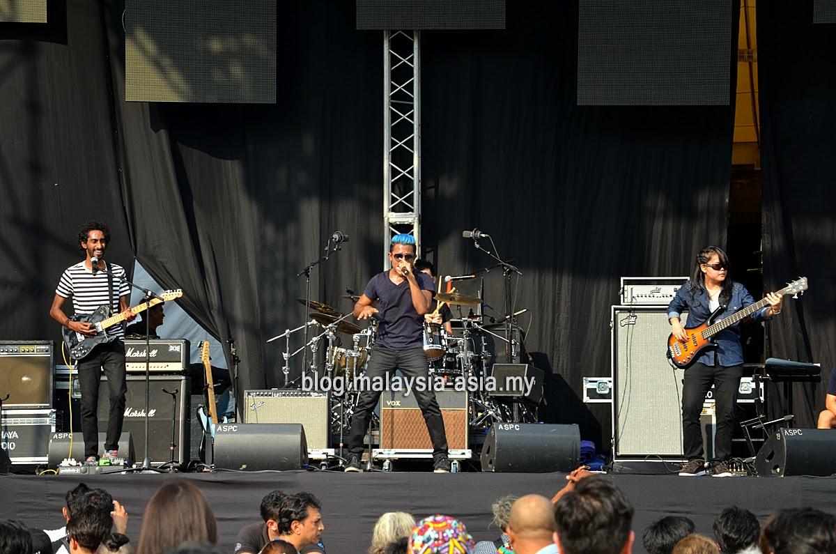 Paperplane Pursuit My Music Festival Malaysia