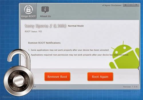Root nhiều thiết bị Android khác nhau với Kingo Android Root
