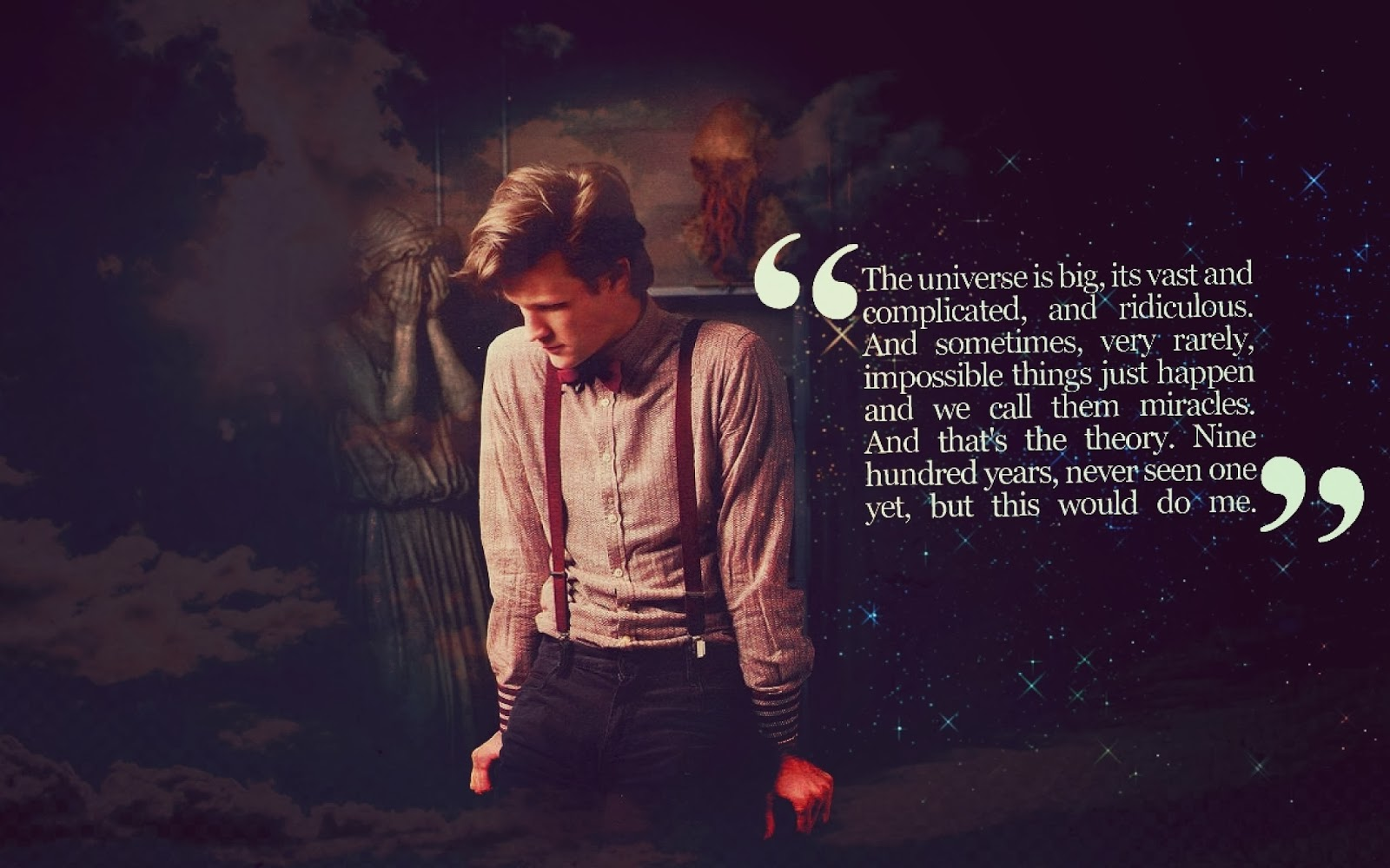 Doctor Who Matt Smith Quotes Best Quotes From Docto...