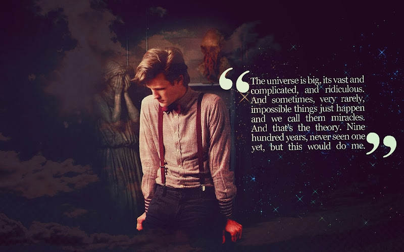 18 of Matt Smith's Best Doctor Who Lines title=