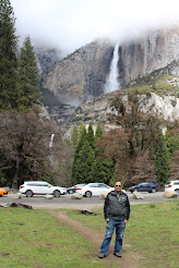 Yosemite National Park, April 2016
