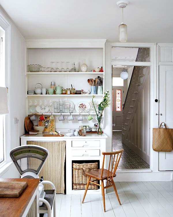 Rincones con encanto 1 cocina rustica chic decorar tu - Casas con encanto decoracion ...