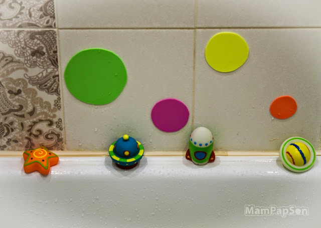 игры про космос в ванной